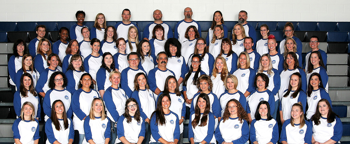 Gateway Polytechnic Academy 2017-2018 Teacher & Staff