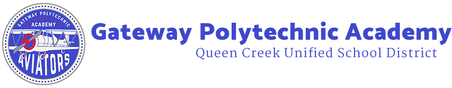 Gateway Polytechnic Academy Queen Creek Unified School District Home