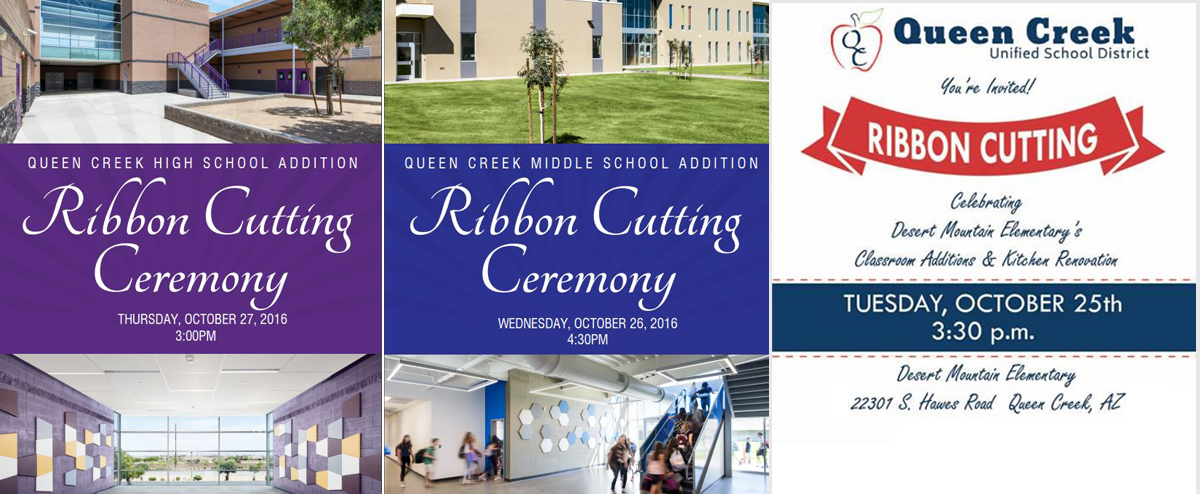 You're Invited to Our Ribbon Cutting Ceremonies!