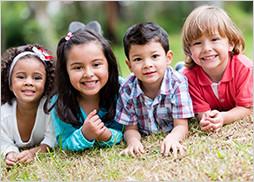 Preschool age kids