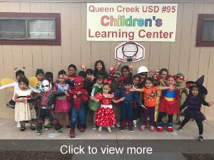 View more photos of children at the Learning Center