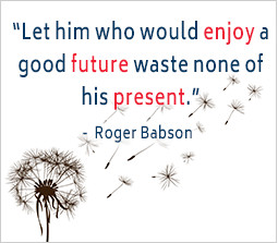Roger Babson quote