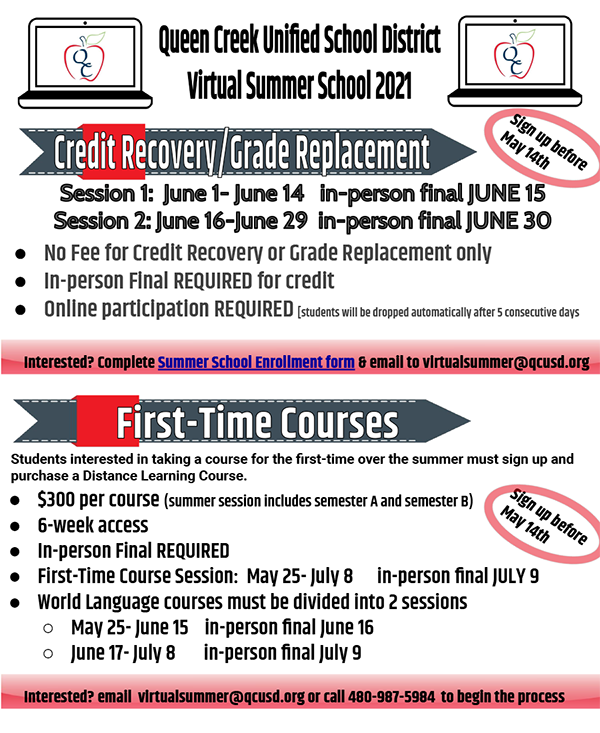 Virtual Summer School 2021