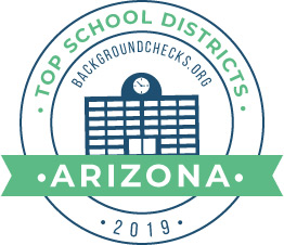 Top School Districts - Backgroundchecks.org - Arizona - 2019