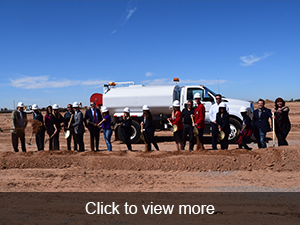 View more photos of the High School #2 Groundbreaking