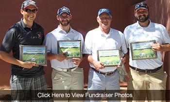 2015 QCSEF Golf Scramble Winners