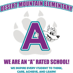 Desert Mountain Elementary We are an