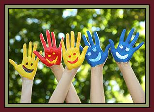 Smiling Hands
