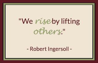 Robert Ingersoll quote