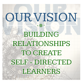 Our Vision: Building Relationships to Create Self-Directed Learners