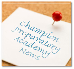 Champion Preparatory Academy News