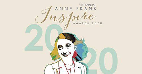 Fifth Annual Anne Frank Inspire Awards 2020
