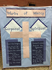 Works of Mercy Display
