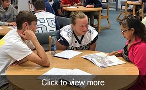 Literacy Council Tutoring Photos