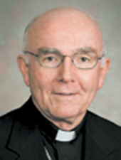 Bishop Emeritus William Dendinger